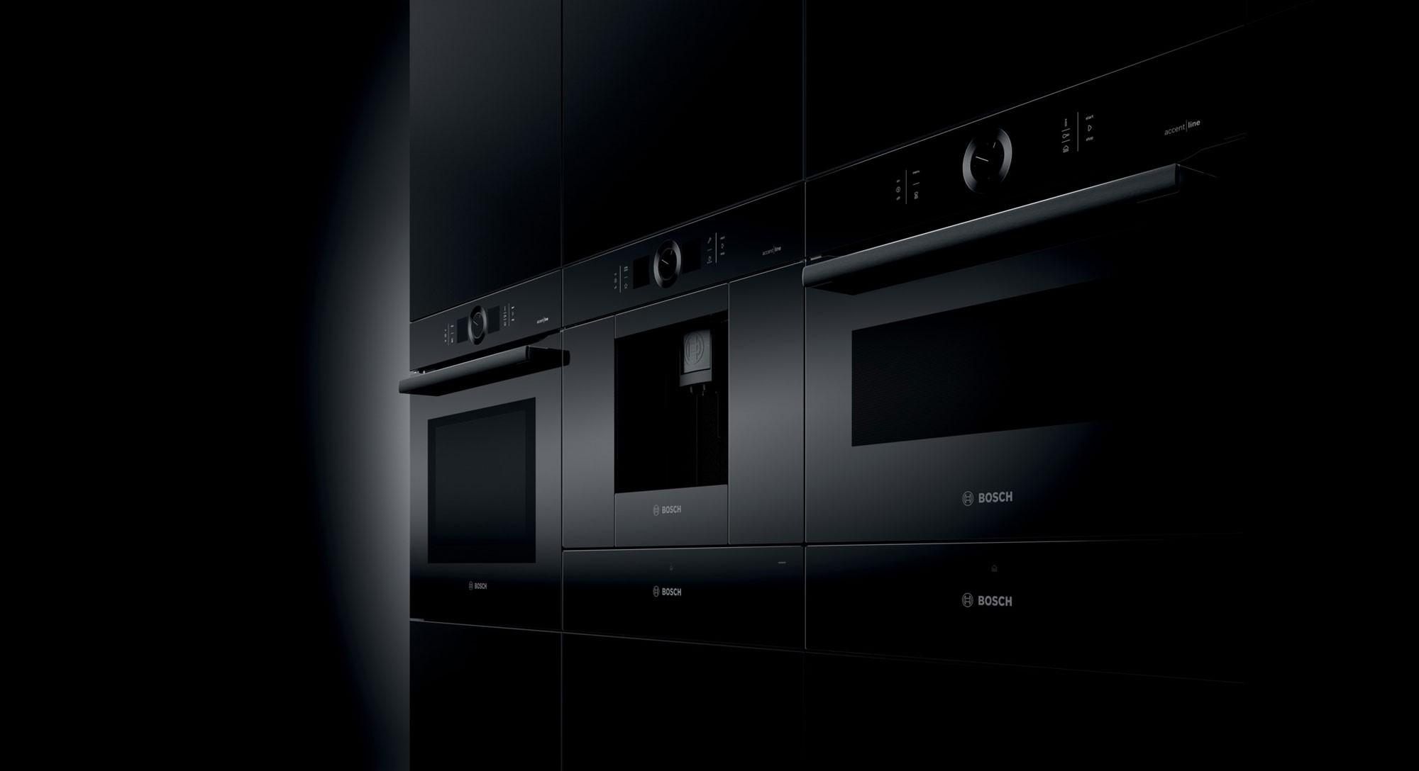 Wohntrends Bosch Black Carbon